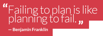 Failing to plan is planning to fail. Larlyn Property Management provides you with a plan.