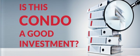 Is this condo a good investment? Larlyn Property Management