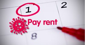 Paying rent during COVID-19 in Ontario & Alberta